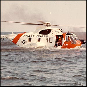 (HUET) Helicopter Underwater Escape Training