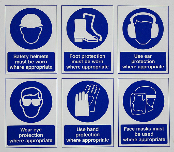 (PPE) Personal protection equipment